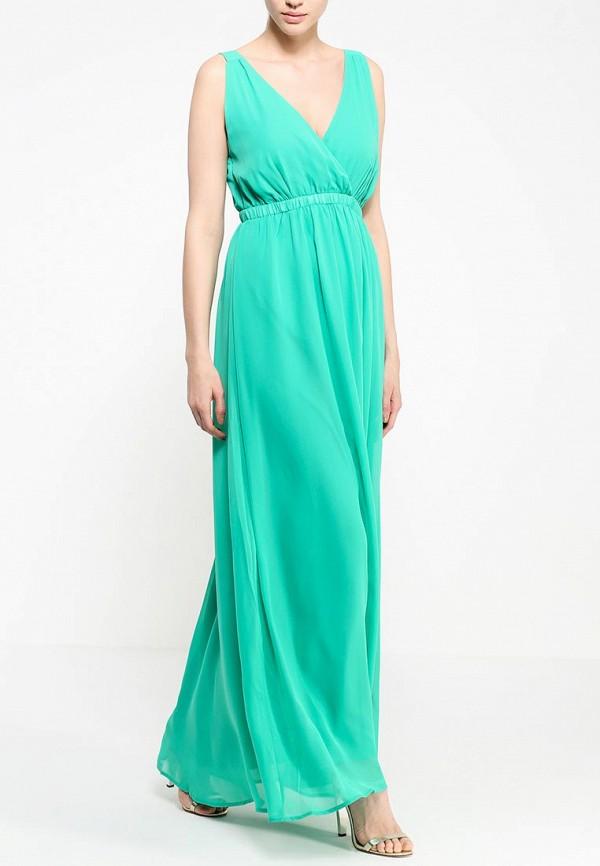 Платье-макси b.young 803336: изображение 3
