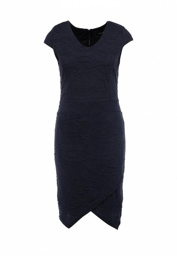 Платье-миди b.young 803108: изображение 1