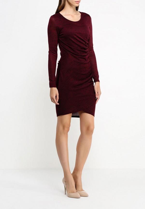 Платье-миди b.young 803754: изображение 2