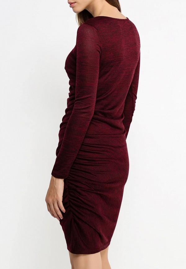 Платье-миди b.young 803754: изображение 4