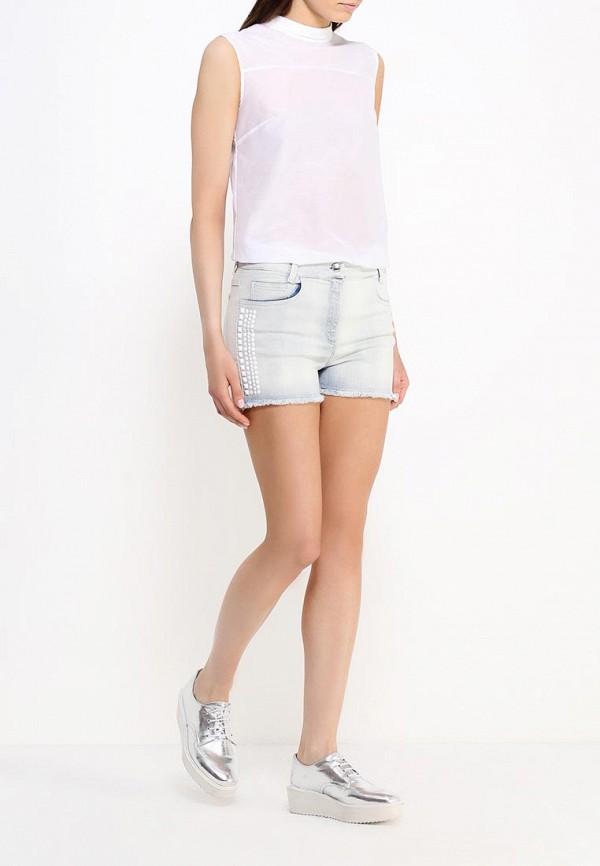 Женские джинсовые шорты Byblos A3BLB106: изображение 2