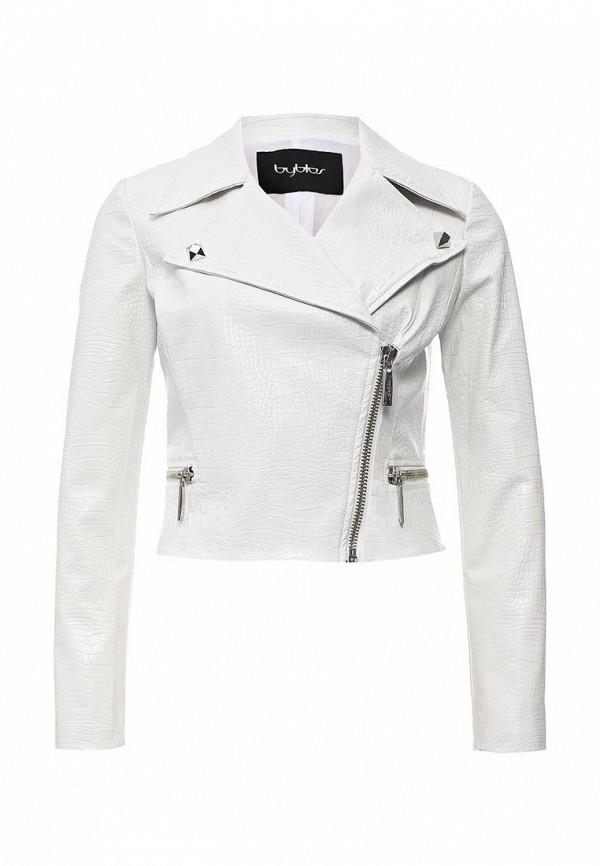 Кожаная куртка Byblos C0BLD907: изображение 1
