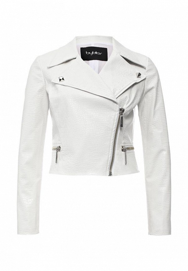 Кожаная куртка Byblos C0BLD907
