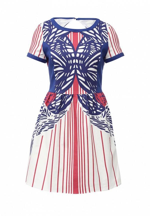 Платье-миди Byblos D2BLD418: изображение 1