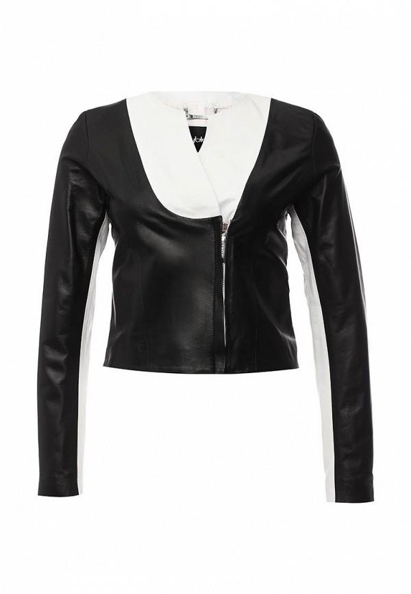 Кожаная куртка Byblos ECBLB903: изображение 1