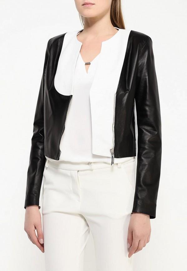 Кожаная куртка Byblos ECBLB903: изображение 4