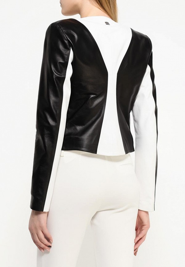 Кожаная куртка Byblos ECBLB903: изображение 5
