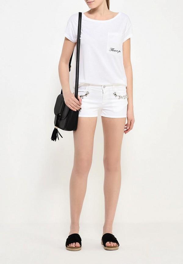Женские джинсовые шорты Byblos A3BHB118: изображение 2