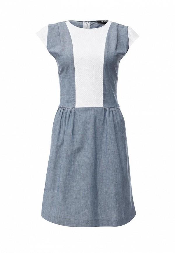Платье-миди Byblos D2BHD410: изображение 1