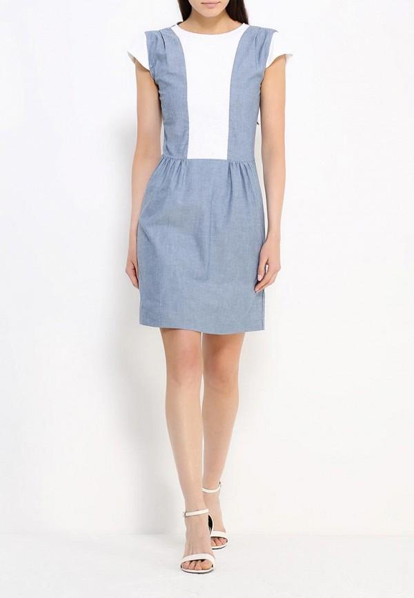 Платье-миди Byblos D2BHD410: изображение 3