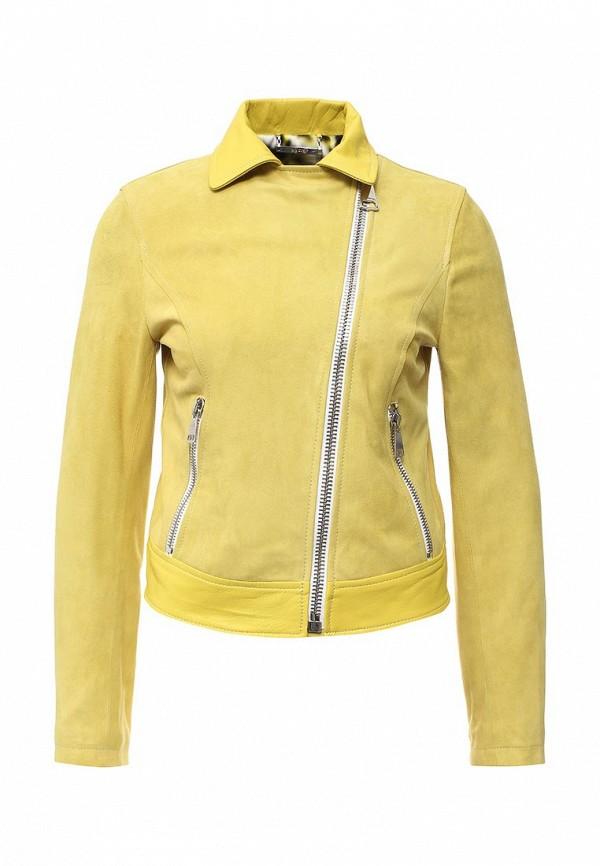 Кожаная куртка Byblos ECBLB904: изображение 5