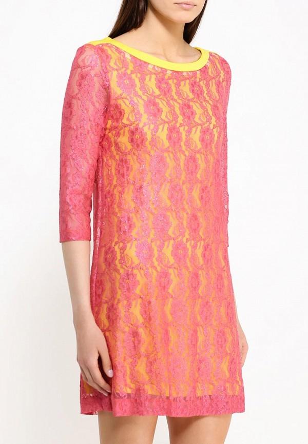 Платье-мини Byblos D2BHD401: изображение 4