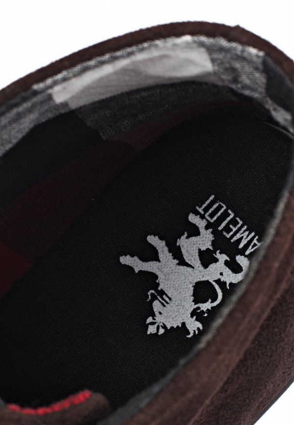 Мужские ботинки Camelot (Камелот) COCAINE-FW14S: изображение 11