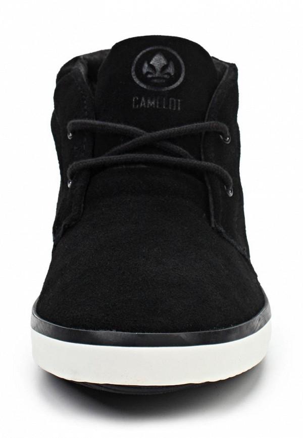 Мужские ботинки Camelot (Камелот) DECAF-FW14SAF: изображение 6