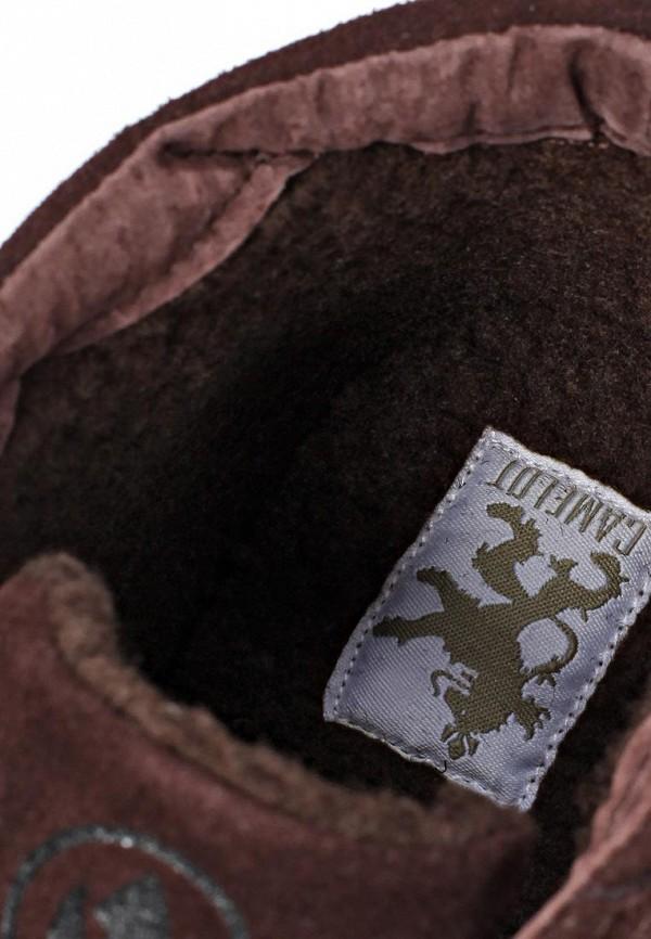 Мужские кеды Camelot (Камелот) DECAF-FW13S AF: изображение 12