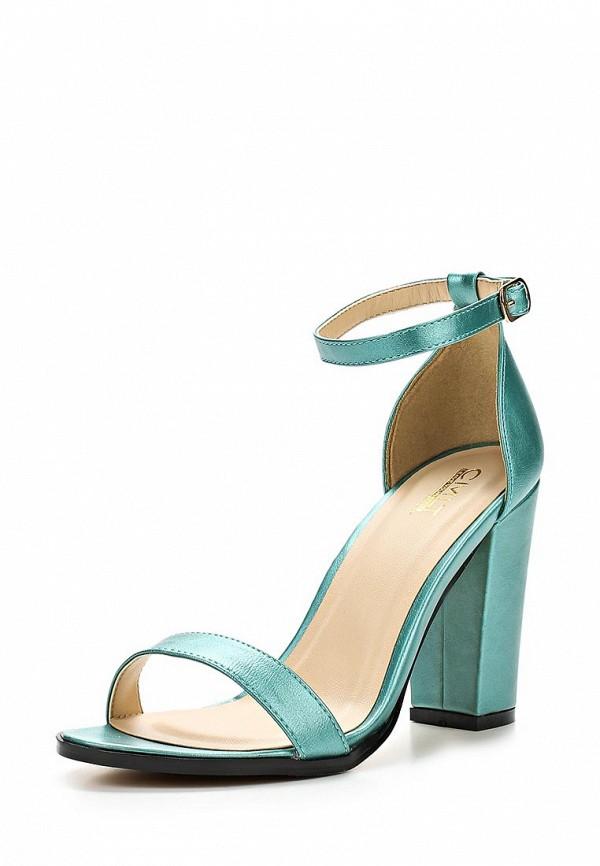 Босоножки на каблуке Camelot (Камелот) BALTIC-SS14S: изображение 1