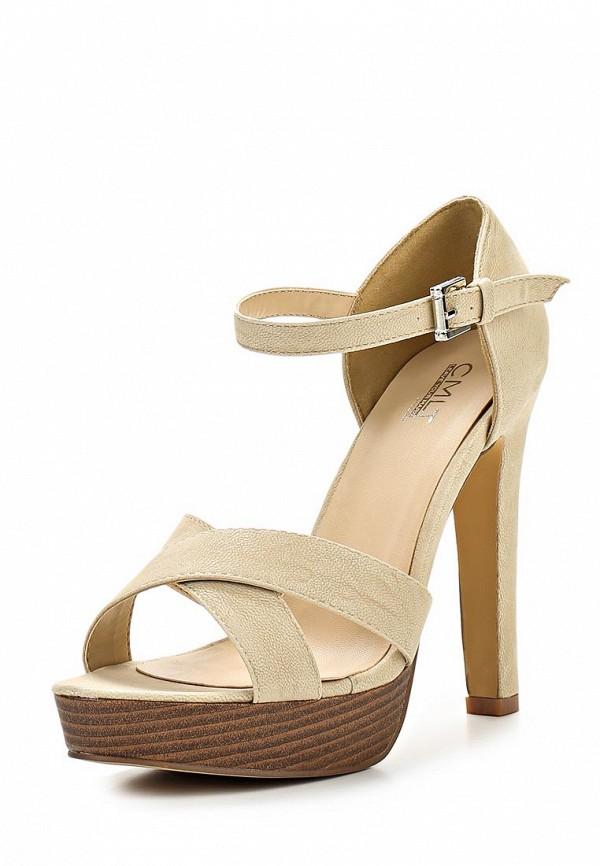 Босоножки на каблуке Camelot (Камелот) ZELEN-SS14S: изображение 1