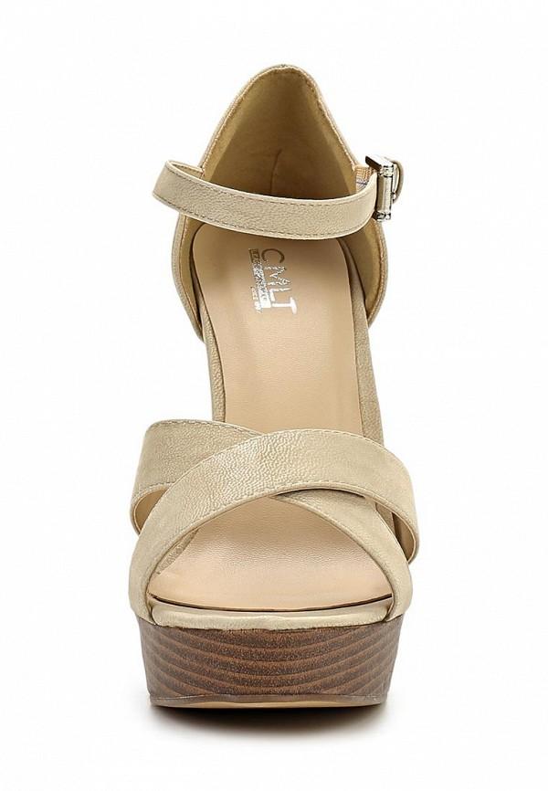 Босоножки на каблуке Camelot (Камелот) ZELEN-SS14S: изображение 6