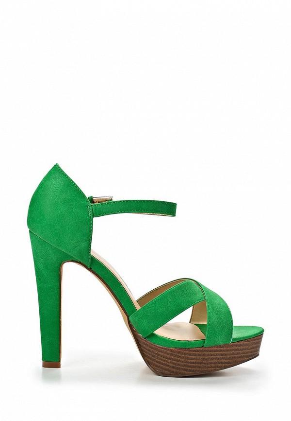 Босоножки на каблуке Camelot (Камелот) ZELEN-SS14S: изображение 8
