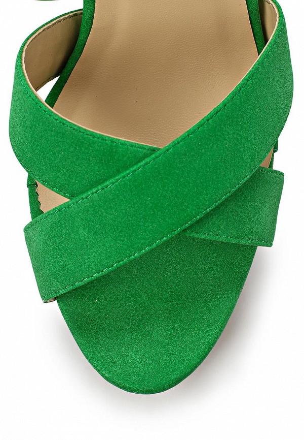 Босоножки на каблуке Camelot (Камелот) ZELEN-SS14S: изображение 10