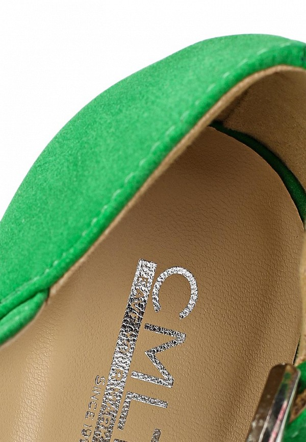 Босоножки на каблуке Camelot (Камелот) ZELEN-SS14S: изображение 12