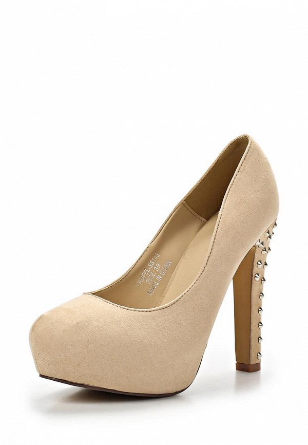 Туфли на каблуке Camelot (Камелот) TRUFEL-SS14S: изображение 1