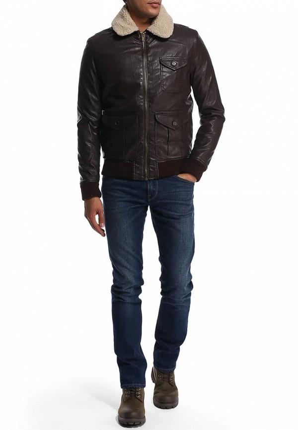 Кожаная куртка Camelot (Камелот) Skupi-FW14C: изображение 5