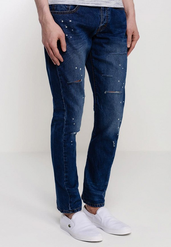 Мужские прямые джинсы Camelot (Камелот) Bashu-SS14: изображение 2