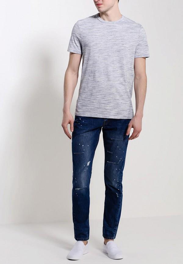Мужские прямые джинсы Camelot (Камелот) Bashu-SS14: изображение 3