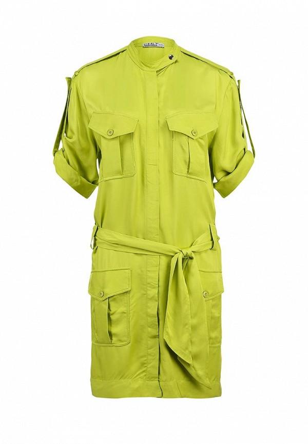 Платье-мини Camelot (Камелот) Lime-SS14: изображение 1