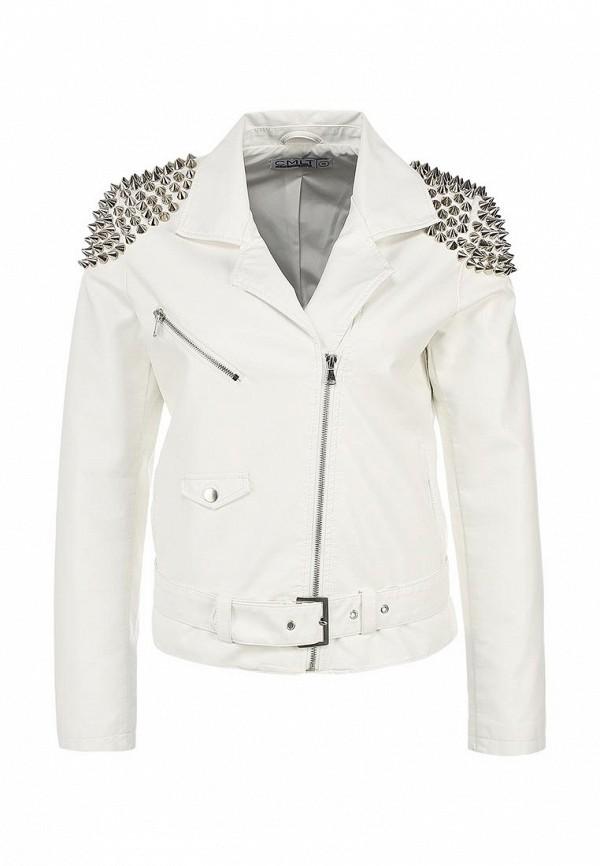 Кожаная куртка Camelot (Камелот) Monique-SS14: изображение 1