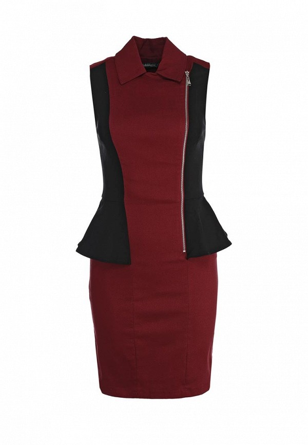 Платье-миди Camelot (Камелот) Carry-FW14C: изображение 1