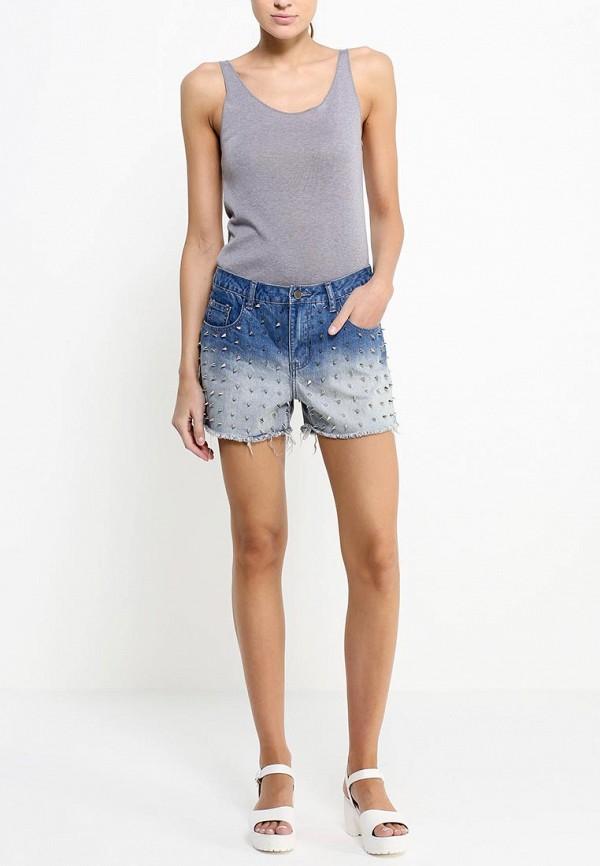 Женские джинсовые шорты Camelot (Камелот) Roork-SS14: изображение 3