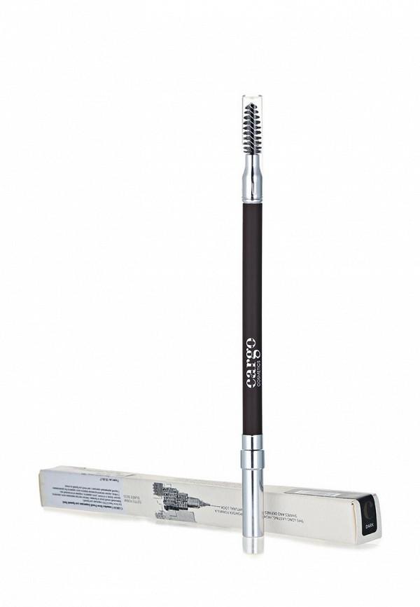 Карандаш CARGO Cosmetics Brow Pencil для бровей Dark