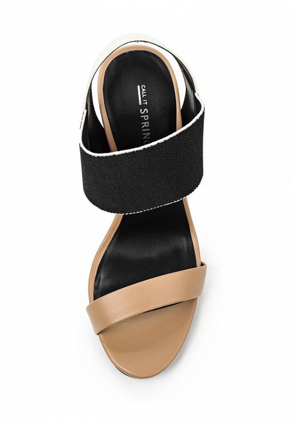 Босоножки на каблуке Call It Spring BOVEGNO: изображение 4