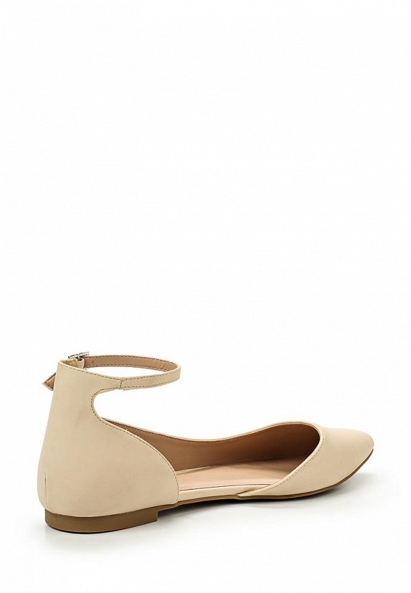 Фото 2 - женские туфли Call It Spring бежевого цвета