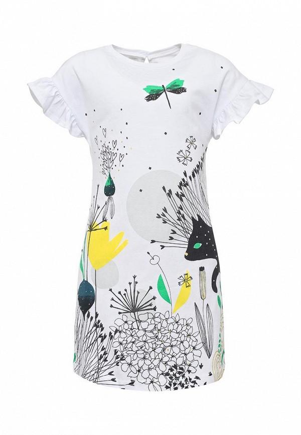 Платье Catimini Catimini CA053EGAHSU2 футболка белая с рисунком catimini ут 00011632