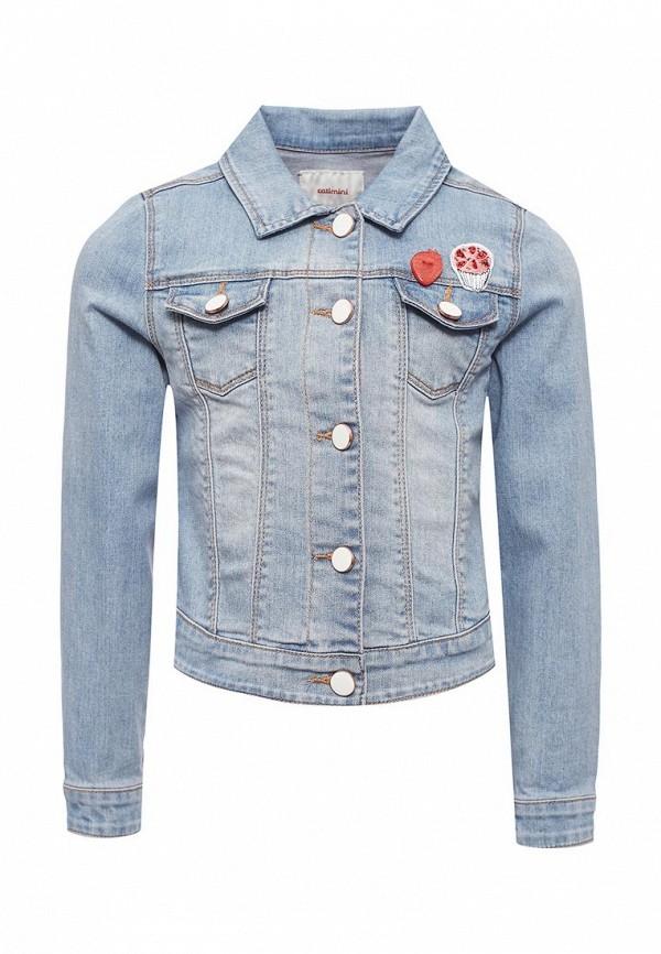 Куртка джинсовая Catimini Catimini CA053EGAHSV1 парка catimini catimini ca053egvcq44