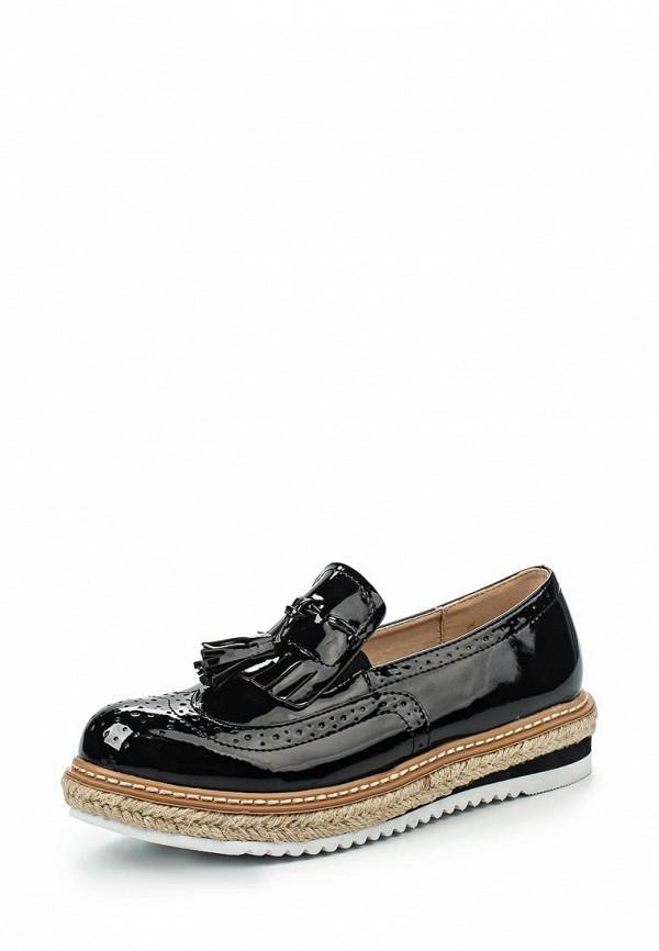 Туфли на плоской подошве Catisa FD252