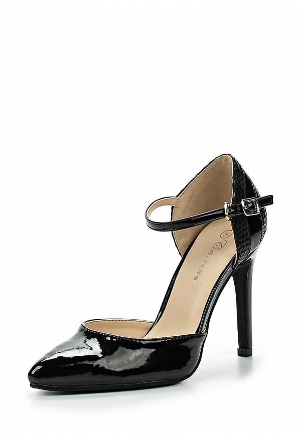 Туфли на каблуке Catisa XF1907