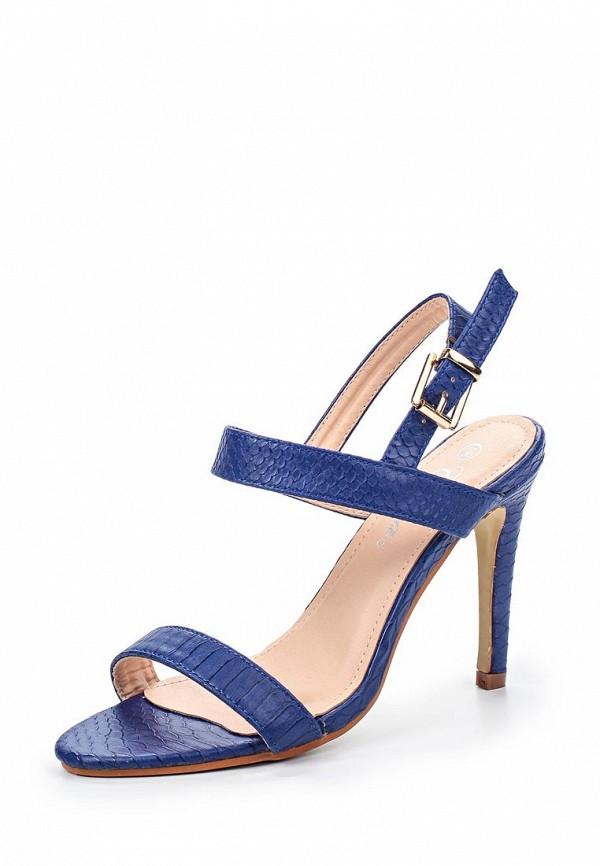 Босоножки на каблуке Catisa FL998