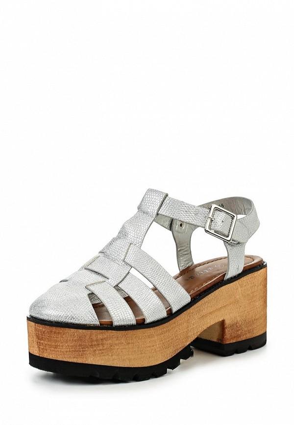 Босоножки на каблуке Catisa LL655