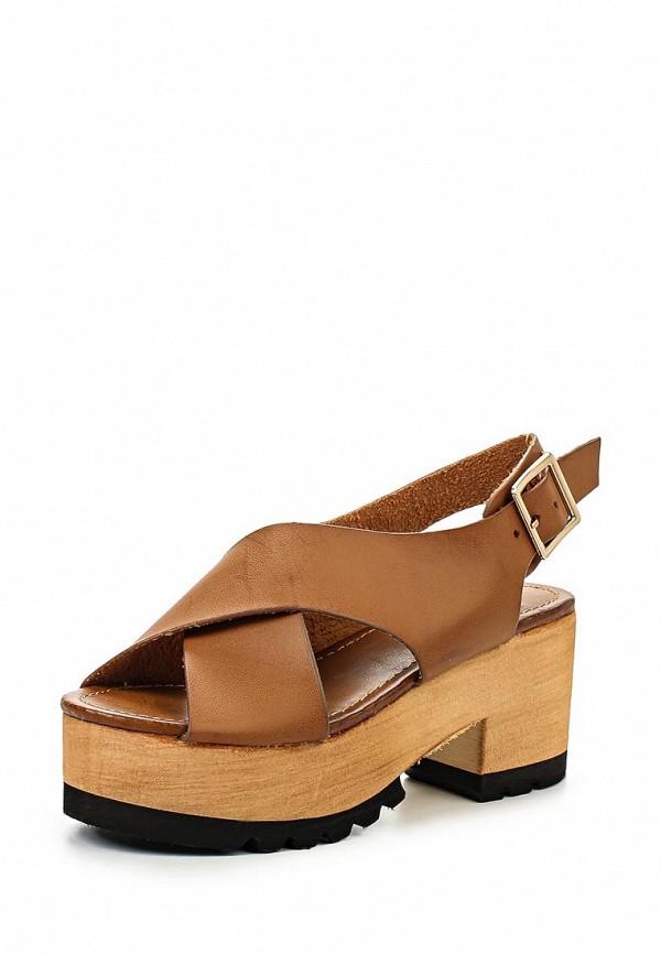 Босоножки на каблуке Catisa LL653