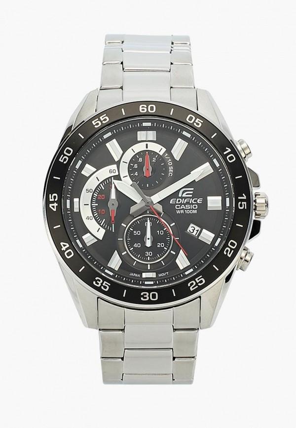 Купить Часы Casio, CASIO EDIFICE EFV-550D-1A, CA077DMBEZE1, серебряный, Весна-лето 2018
