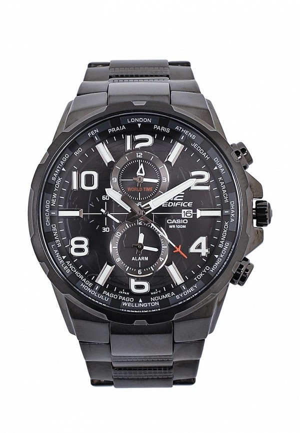 Часы Casio EDIFICE EFR-302BK-1A