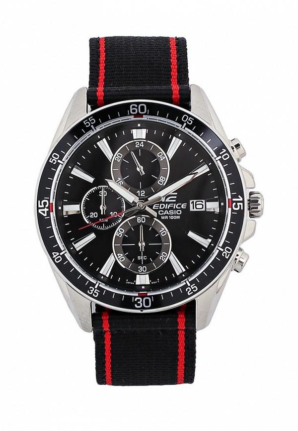 Купить Часы Casio, EDIFICE EFR-546C-1A, черный, Осень-зима 2017/2018