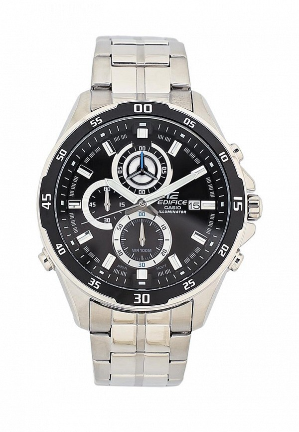 Купить Часы Casio, EDIFICE EFR-547D-1A, CA077DMGXX70, разноцветный, Весна-лето 2018