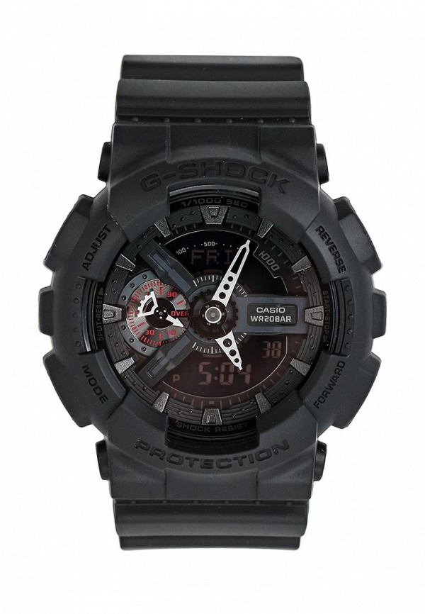 Часы Casio Casio CA077DMHSU94 atlantic часы atlantic 87461 46 45 коллекция seasport