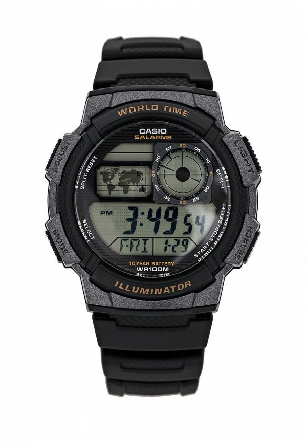 Часы Casio Casio CA077DMHSV13 casio casio gd x6900mc 5e