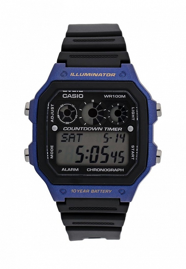 Часы Casio Casio CA077DMHSV17 часы casio casio ca077duhsu89